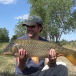 21 lb 8 oz common carp