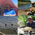 Carp Fishing with Eric, Mike and Patrick